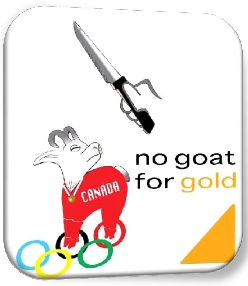 Goat For Gold No!