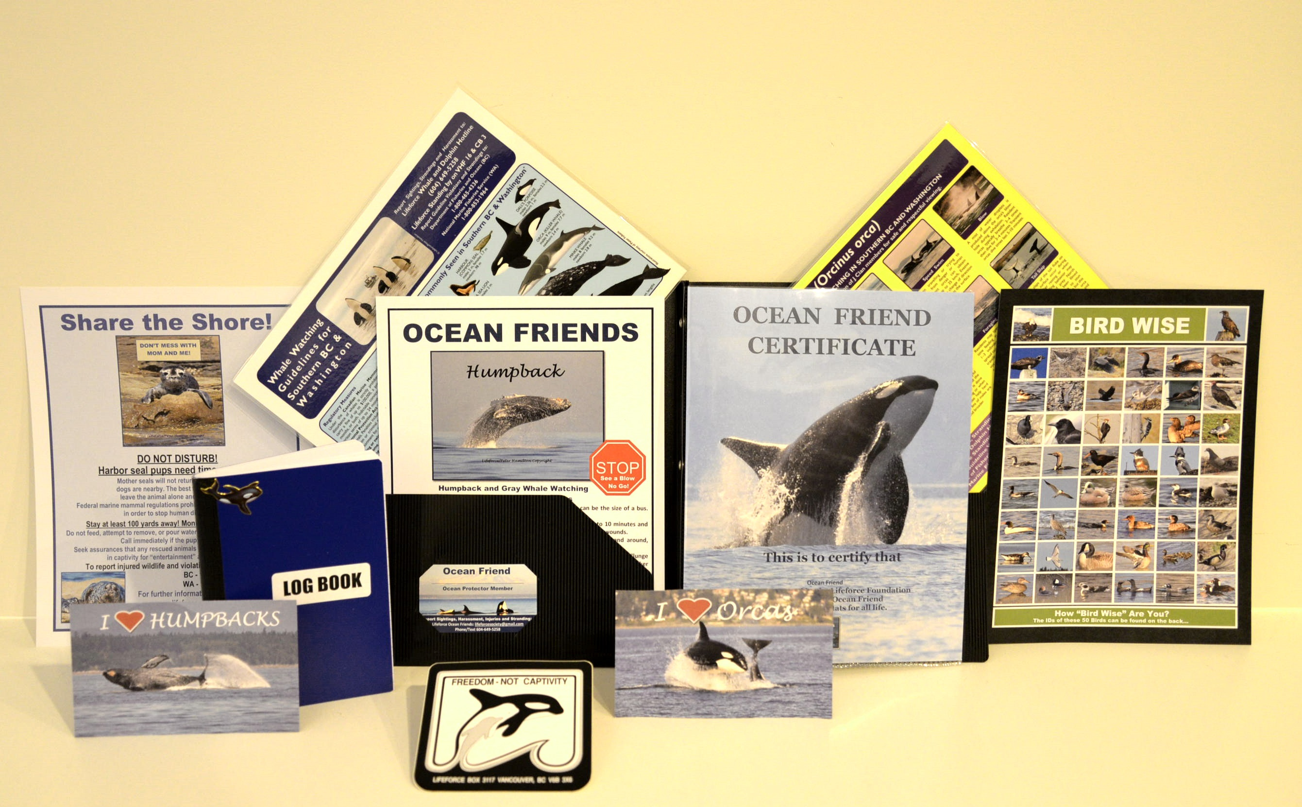Ocean Friends Education Kits