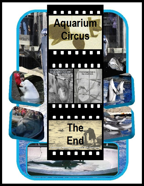 News Release: Thar We Blow The Aquarium Myths!
